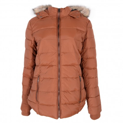 20808441 BYOUNG AO 2020 BYBOMINA JACKET 2 ΓΥΝΑΙΚΕΙΟ ΜΠΟΥΦΑΝ ΤΑΜΠΑ