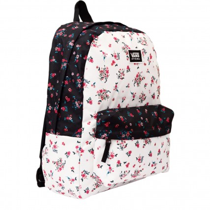 VN0A3UI7ZKW1 VANS REALM CLASSIC ΓΥΝΑΙΚΕΙΑ BACKPACK ΤΣΑΝΤΑ FLORAL