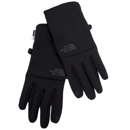 NF0A4SHAJK31 THE NORTH FACE ETIP RECYCLED GLOVE ΓΑΝΤΙΑ ΜΑΥΡΟ