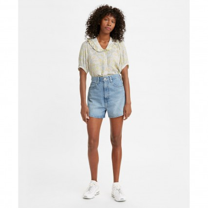 39451-0005 LEVIS HIGH LOOSE SHORT - ONE TIME ΓΥΝΑΙΚΕΙΟ ΣΟΡΤΣ ΤΖΙΝ