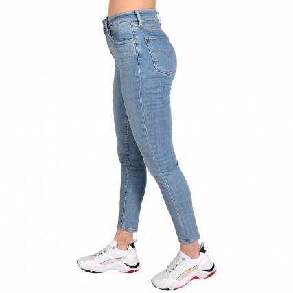 18882-0332 LEVIS 721 HIGH RISE SKINNY HAVE A NI ΓΥΝΑΙΚΕΙΟ ΠΑΝΤΕΛΟΝΙ ΤΖΙΝ