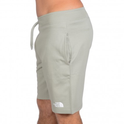 NF0A3S4EHDF1 THE NORTH FACE M STAND SHORT LIGH ΑΝΔΡΙΚΗ ΒΕΡΜΟΥΔΑ ΓΚΡΙ