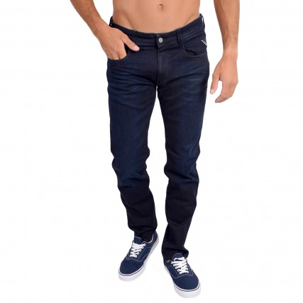M914.000.41A781.007 REPLAY ANBASS ΑΝΔΡΙΚΟ ΠΑΝΤΕΛΟΝΙ ΤΖΙΝ SLIM FIT