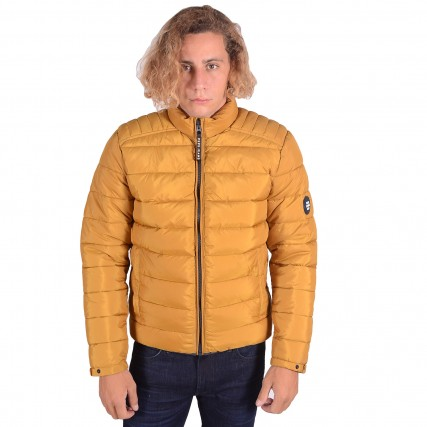 PM402450-859/TOBACCO PEPE JEANS E1 HEINRICH ΑΝΔΡΙΚΟ ΜΠΟΥΦΑΝ ΤΑΜΠΑ