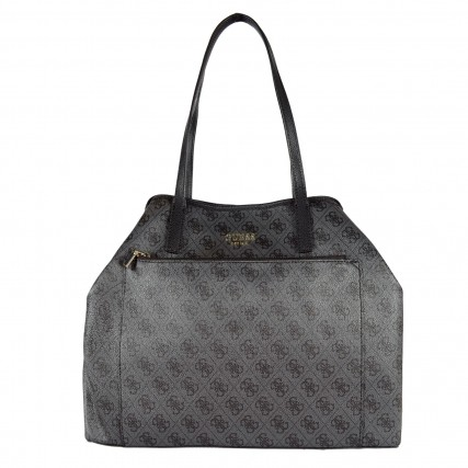 HWSG6995260-CLO GUESS VIKKY LARGE ROO TOTE ΓΥΝΑΙΚΕΙΑ ΤΣΑΝΤΑ MULTI