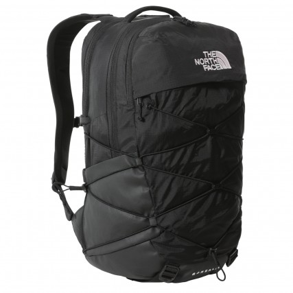 NF0A52SEKX71 THE NORTH FACE BOREALIS TNF BLK/TNF BLK ΤΣΑΝΤΑ BACKPACK ΜΑΥΡΗ