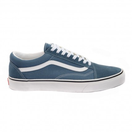 VN0A4U3BX171 VANS UA Old Skool blue mirage/true white ΑΝΔΡΙΚΟ SNEAKER ΜΠΛΕ