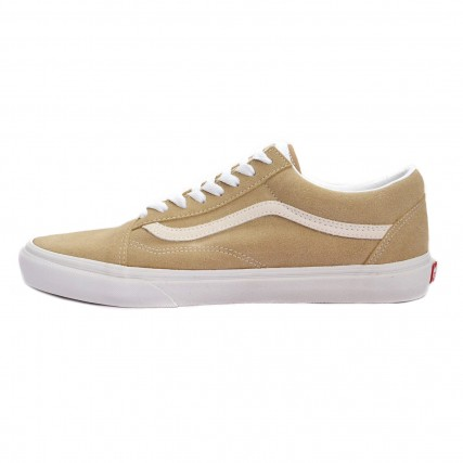 VN0A4U3BXF81 VANS UA Old Skool (Suede) candied ginger ΑΝΔΡΙΚΟ SNEAKER ΜΠΕΖ