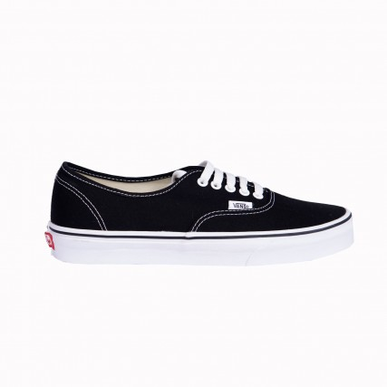 VN000EE3BLK1 VANS AUTHENTIC SNEAKER ΜΑΥΡΟ